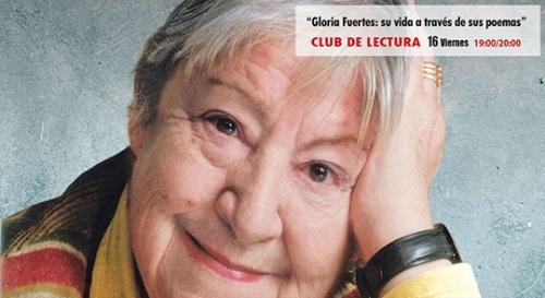 Club de lectura dedicado a Gloria Fuertes