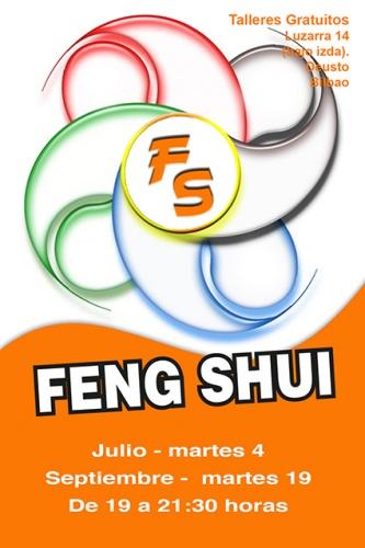 Taller gratuito de FENG SHUI
