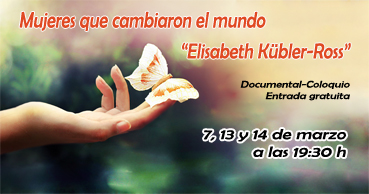 Documental ElisabethKublerRoss NuevaAcropolisBilbao