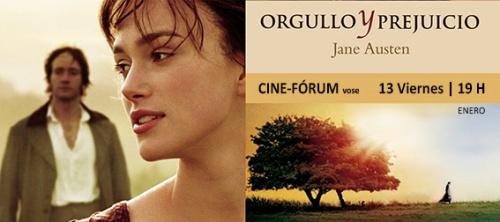 Cine Fórum: película