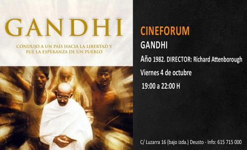 Cine-Forum: película