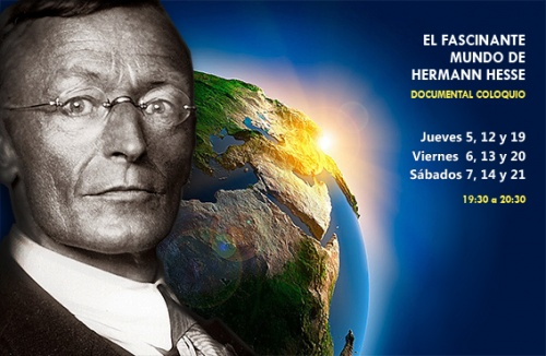 EL FASCINANTE MUNDO DE HERMANN HESSE - Documental coloquio