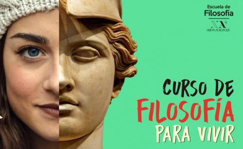 CURSO DE FILOSOFÍA PARA VIVIR