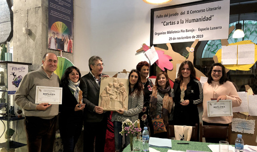 Exposición: III Concurso literario