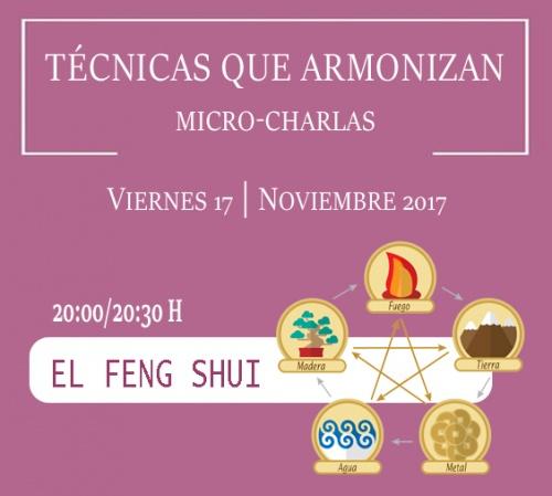 Técnicas que armonizan: El Feng Shui